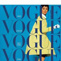 Vogue cover, March 1967