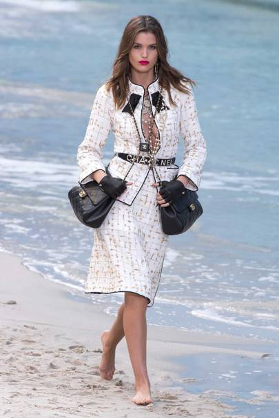 Chanel Springsummer 2019 Ready To Wear Show Report British Vogue