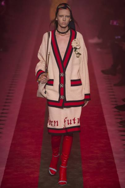 2dcb1672d41ad3 Gucci Spring Summer 2017 Ready-To-Wear show report