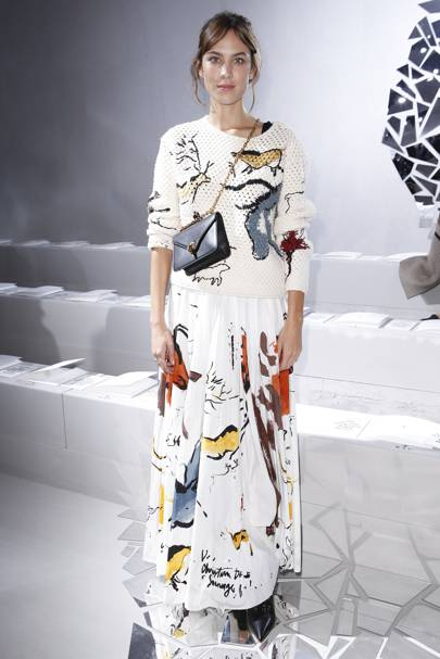 2aa7eac0e6b Christian Dior Spring Summer 2018 Ready-To-Wear show report ...