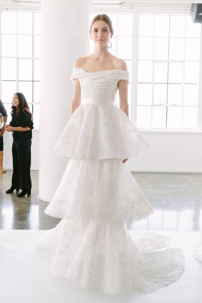Marchesa Spring/Summer 2018 Bridal Collection