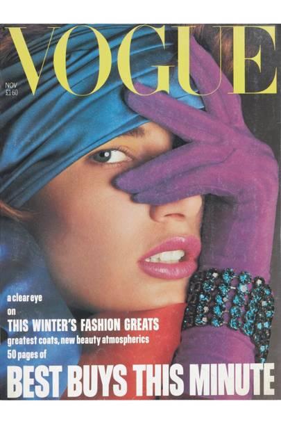 Vogue Cover, November 1984