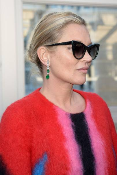 5dfcfaa6c5b Kate Moss Hair And Hairstyles - Crops Waves Curls And Fringe ...