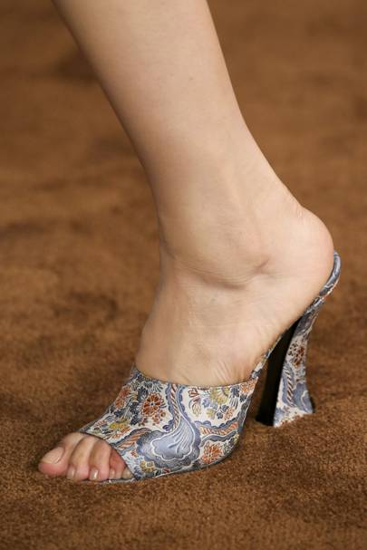 The Brocade Mule - SS15