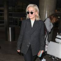 LAX International Airport, Los Angeles – January 2 2018