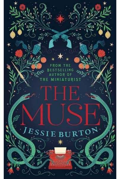 The Muse, by Jessie Burton