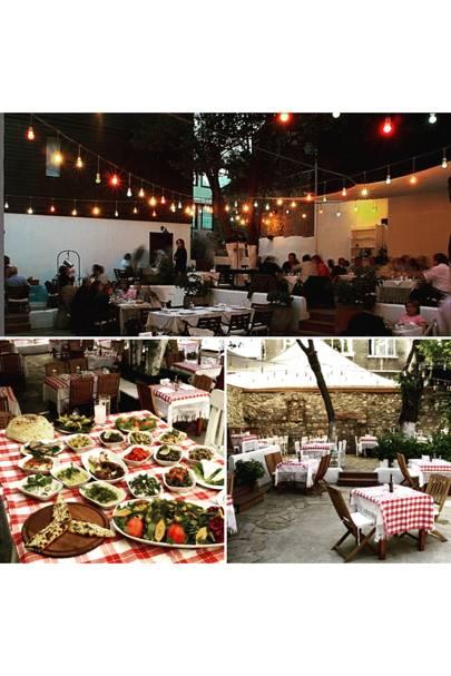EAT: Balıkçı Sabahattın and Giritli restaurants