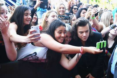 Harry On Where Not To Ask Him For A Selfie…
