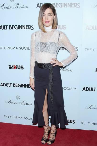 Adult Beginners premiere, New York - April 21 2015