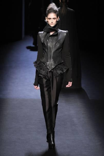 Haider Ackermann Autumn/Winter 2010 Ready-To-Wear ...