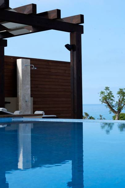 Most Eco-Luxe: Anazoe Spa, Greece