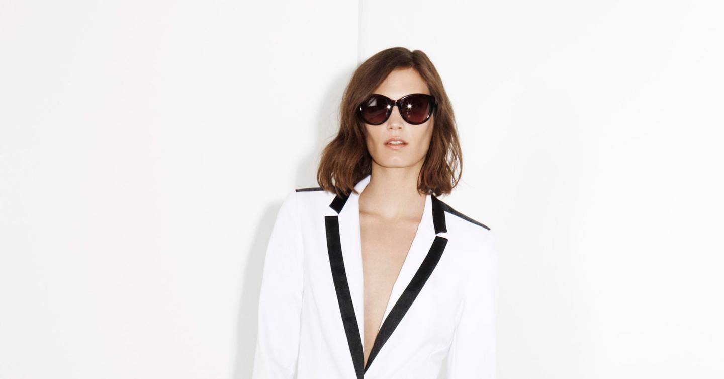 f6066e9826 Karl Lagerfeld Spring Summer 2014 Ready-To-Wear show report ...