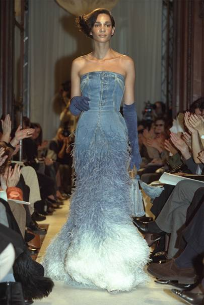 8eb22b7b6777 Most Beautiful Couture Gowns Of All Time | British Vogue