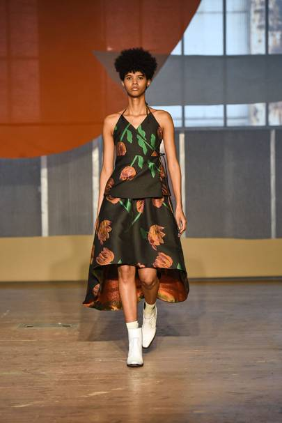 c7512df6 Ganni Spring/Summer 2018 Ready-To-Wear show report | British Vogue