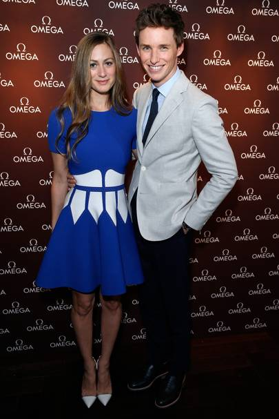 Omega Dinner in Honour Of Eddie Redmayne, London – June 4 2015