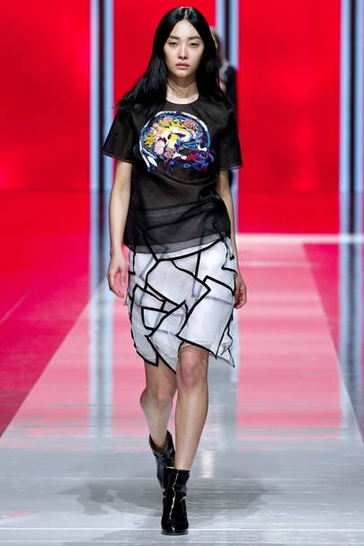 Christopher Kane Brain Jumper