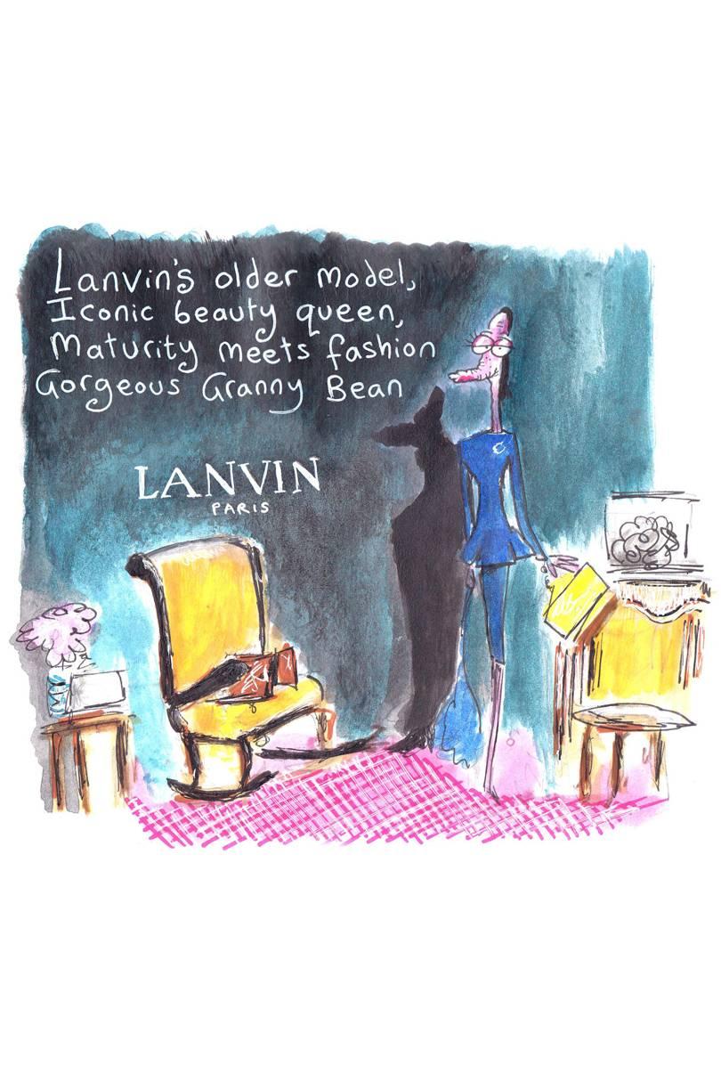 Lanvin Pas cher
