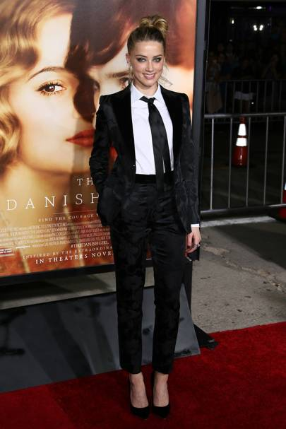 The Danish Girl premiere, LA - November 21 2015