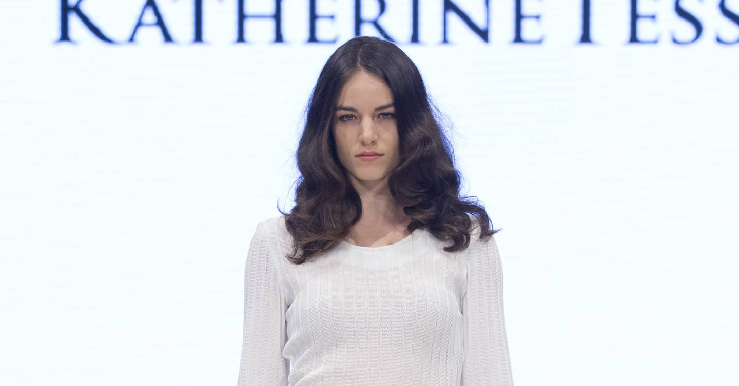 Katherine Tessier Autumn/Winter 2016 Ready-To-Wear show report ...