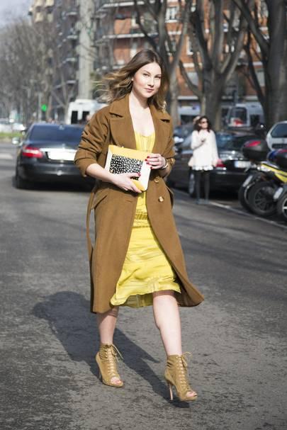 Angelica Ardasheva, blogger