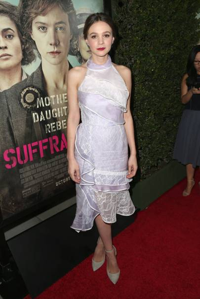 <i>Sufragette</i> premiere, Beverly Hills - October 20 2015