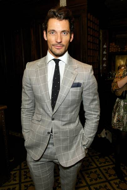 Jonathan Newhouse and Tommy Hilfiger London Collections: Men dinner, London - June 16 2014
