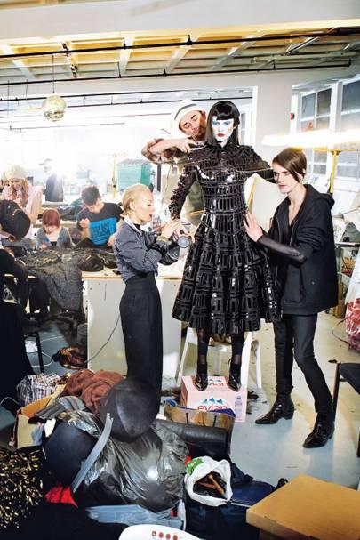 Gareth Pugh, fashion designer