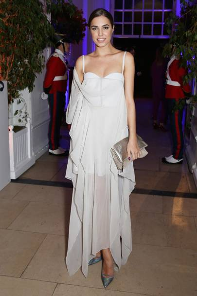 The Sybarite dinner at Kensington Palace Orangery, London - November 18 2014