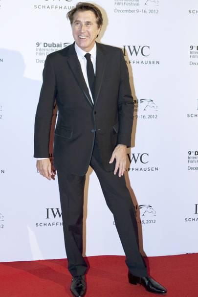 32. Musician Bryan Ferry