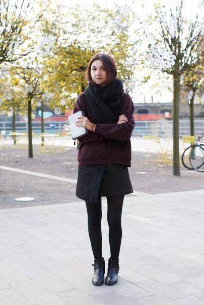 Jessica Lok, student