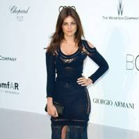Julia Restoin Roitfeld style and fashion pictures ...