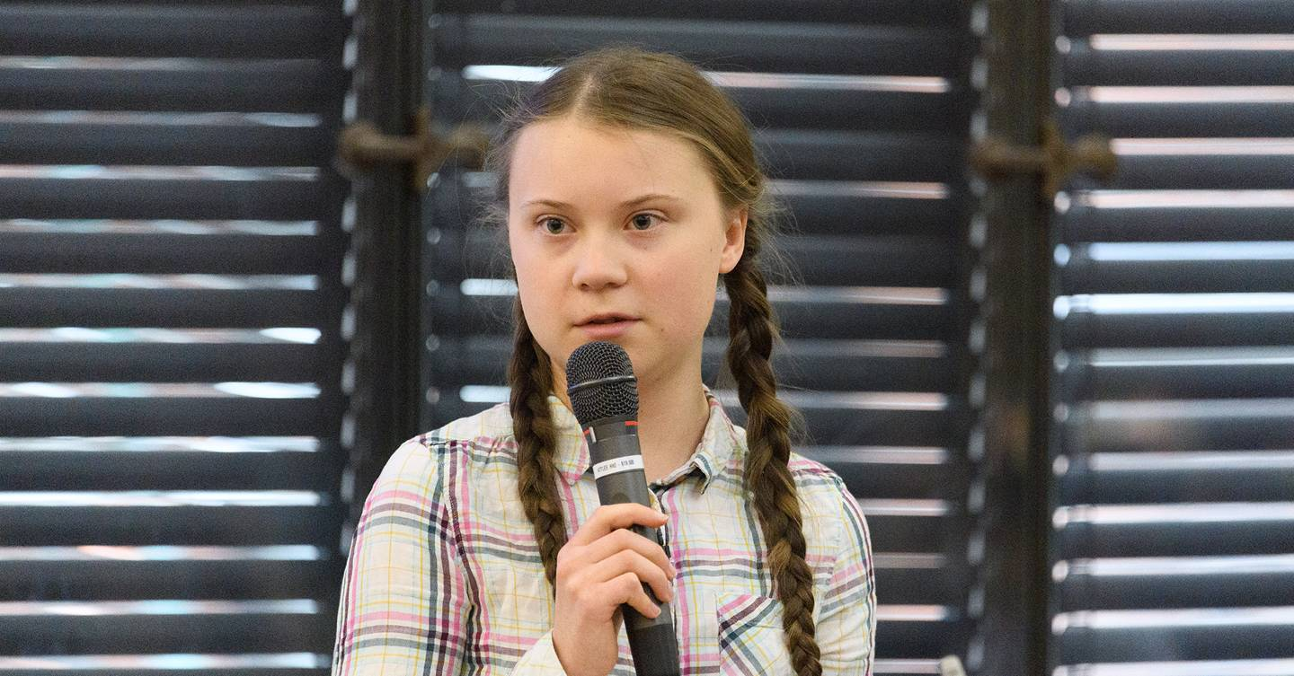 Greta Thunberg Wants Her Future Back And She Won't Stop Until She's Heard