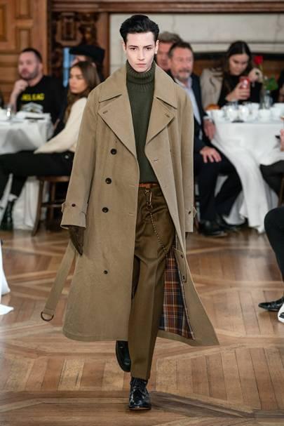 3e663638f9ead Kent & Curwen Autumn/Winter 2019 Menswear show report | British Vogue