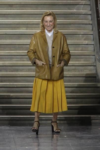 Fashion Moguls: Miuccia Prada