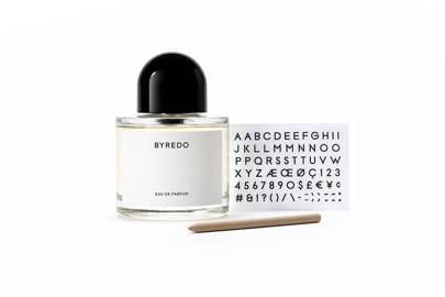 Byredo Unnamed Limited Reedition