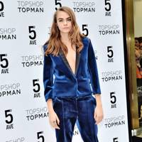 Topshop Fifth Avenue store opening, New York - November 5 2014