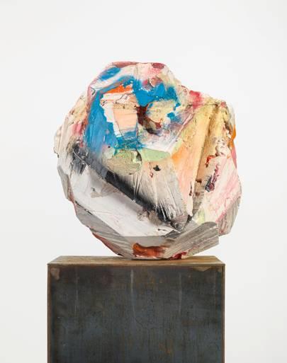 Phyllida Barlow: Cul-De-Sac at the Royal Academy