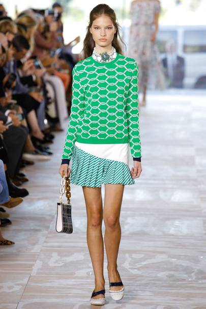 Tory Burch Spring/Summer 2017 Ready-To-Wear collection
