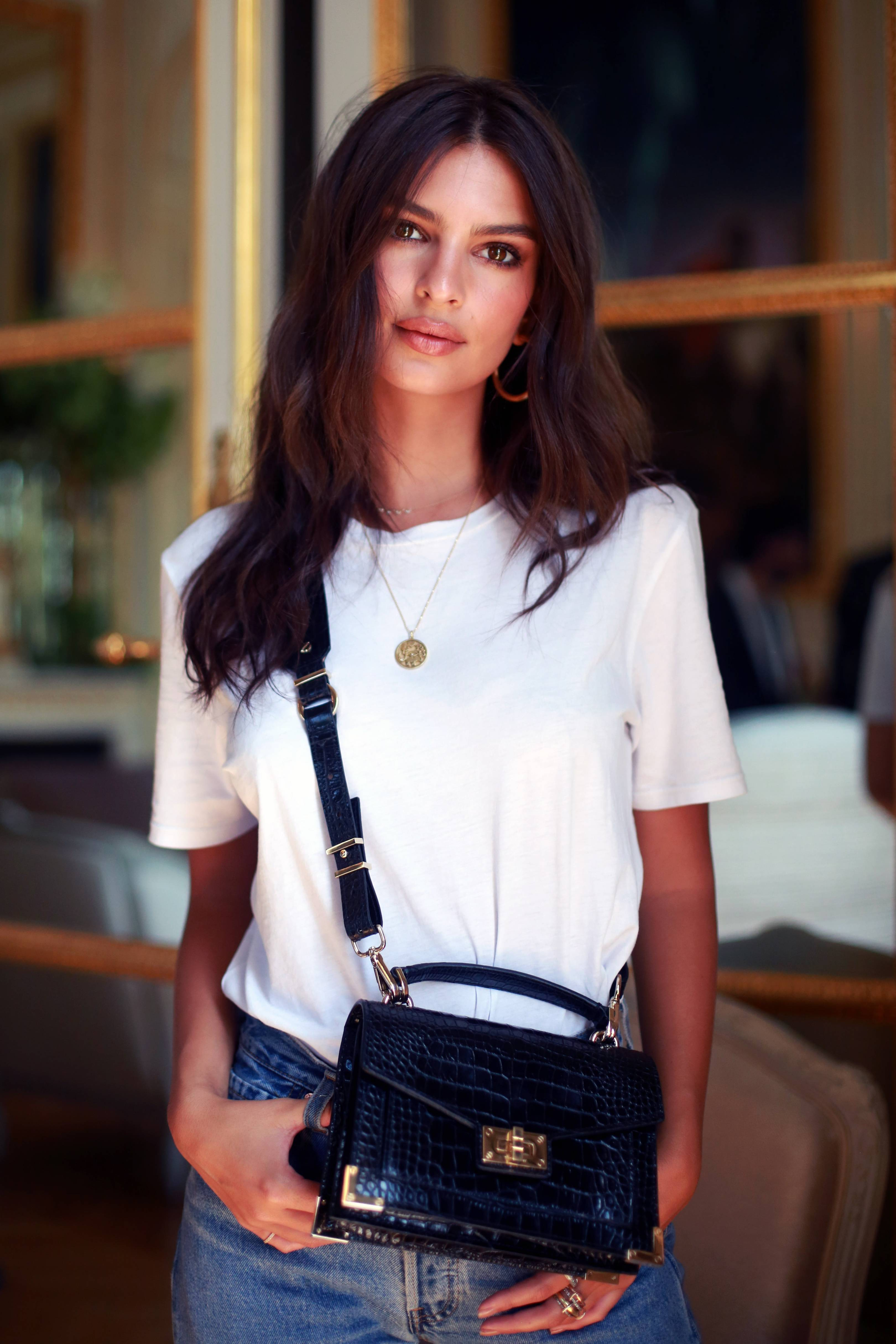 1e86ac161b Emily Ratajkowski On Feminism, The Questions She's Sick Of Answering, And  Her Collaboration With The Kooples | British Vogue