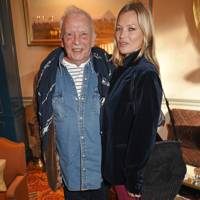 Edward Enninful and Tim Walker host lunch to celebrate David Bailey's 80th birthday, London – January 22 2018