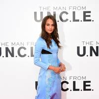 Man From U.N.C.L.E. press conference, London - July 23 2015