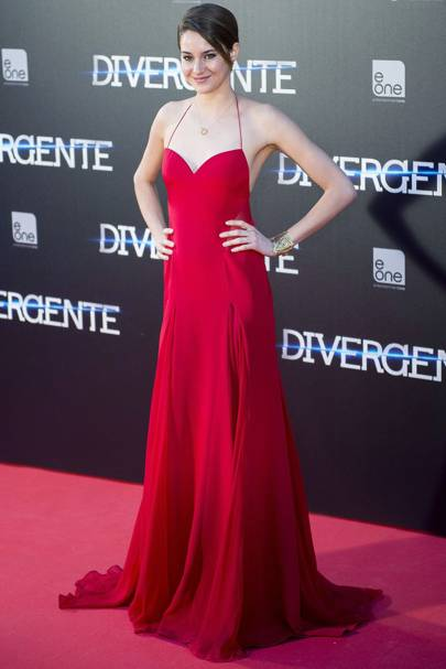 Divergent premiere, Madrid– April 3 2014