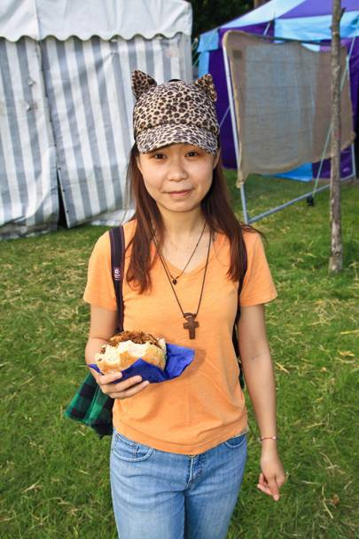 Biwan Cai, student