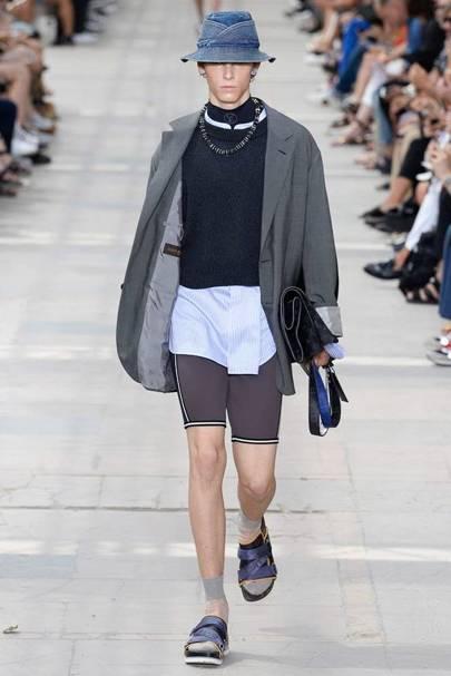 74b8967a1 Louis Vuitton Spring/Summer 2018 Menswear show report | British Vogue