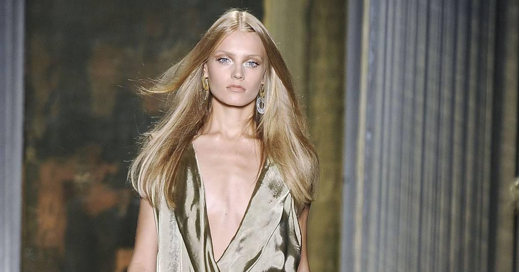 Donna Karan Collection Spring/Summer 2009 Ready-To-Wear show ...