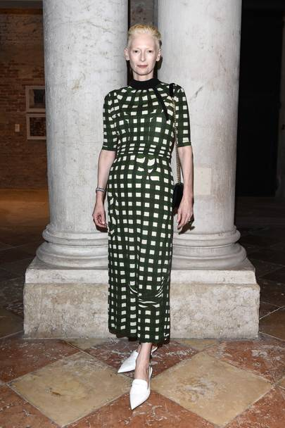 Dinner celebration for Miu Miu Women's Tales screening, Venice – September 2 2018