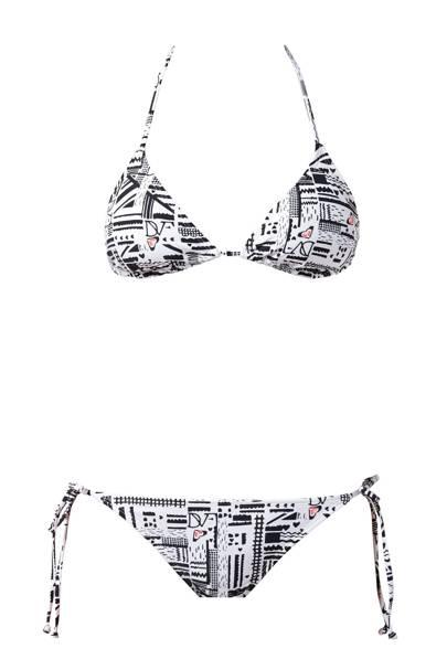 Monochrome bikini, £65
