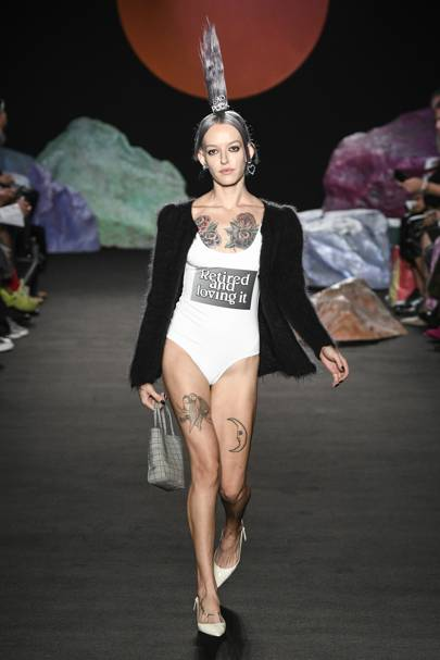 8fa7c2d7f Ashley Williams Spring Summer 2019 Ready-To-Wear show report ...