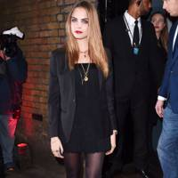 YSL Loves Your Lips party, London – January 20 2015