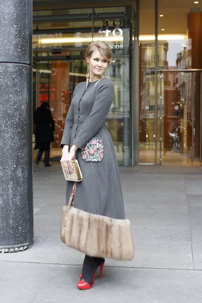 Ekatrerina Smirnova, lawyer